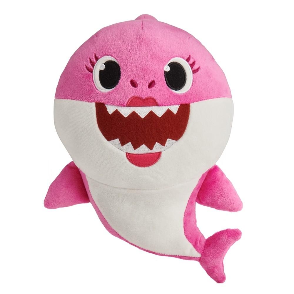 Nagyon cuki a zenélő Baby Shark