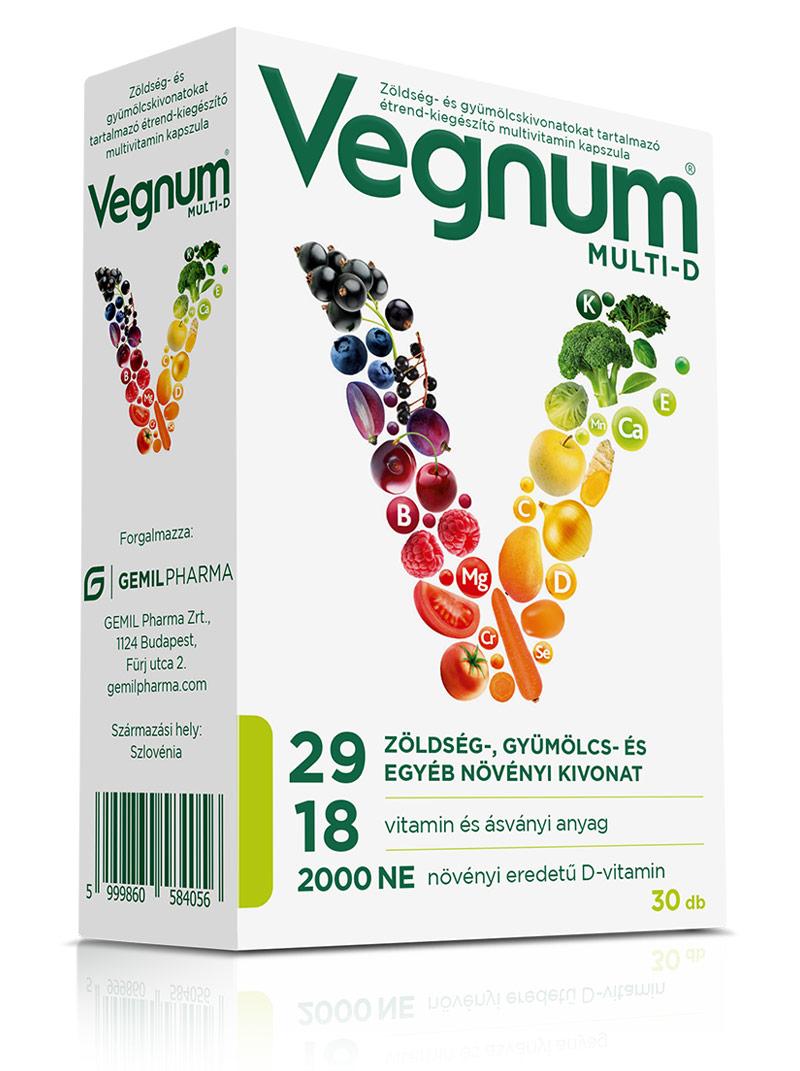 Egy páratlan készítmény a Vegnum