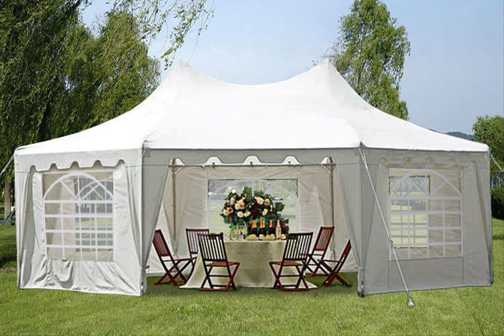 Ha szabadtéri rendezvényt szervezel, sátor bérlésére szinte biztos, hogy szükséged lesz