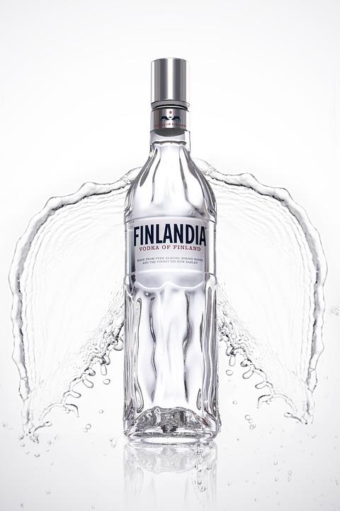 Vodka, a koktélok alapanyaga